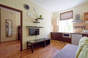 One Bedroom apartment Family